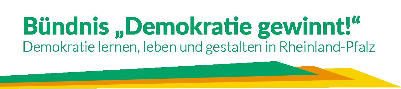 Logo Demokratie-Tag Rheinland-Pfalz